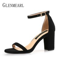 Sandals Woman Summer Shoes High Heels Open Toes Ankle Strap ...