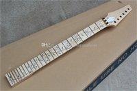 6 stringhe 24 Frets Collo per chitarra elettrica con tastiera in acero, 24 tasti, può essere personalizzato come richiesta