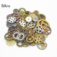 BoYuTe (500 Gram Bag) Mix Styles Steam Punk Steampunk Gears ...