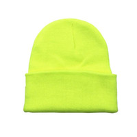 Solid Unisex Beanie Autumn Winter Wool Blends Soft Warm Knit...