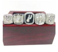 1999, 2003, 2005, 2007, 2014 American Professional Basketball League Meisterschaft Metallring Fans Geschenk