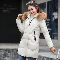 M- 3XL Winter Cotton Jacket for European American women'...