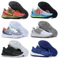أحذية الساخنة Kyrie منخفضة 2 II 2S KL2 الكاحل قليلة رجل رياضة كرة السلة رخيصة المدربين أحذية رياضية
