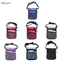 Plain Nursing Belt Organizer For Women Nurse Waist Bag Shoul...