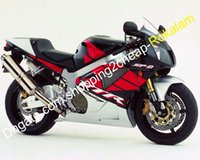 Honda Racing Fairing Fit VTR 1000R VTR 1000 VTR 1000R SP 1 SP-2 SP-2 RC51 REDホワイトブラックモトオートバイキット2000~2006