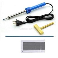 ACT per cavo in gomma Saab 9-3 ACC climatizzatore unità LCD cavo piatto del display Saldatore T-Tip a saldare T-testa