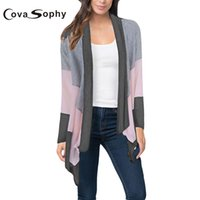 Cova Sophy 2017 Autumn Winter Women Fashion Sweaters Casual ...