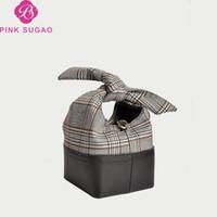 Pink sugao designer luxury handbags purses women crossbody bags 2019 new fashion messenger bag with Bow z factory wholesales small bag
