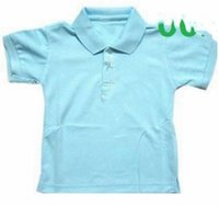 hot brand tags Baby T- shirt Embroidery Boys Polo Shirt New S...