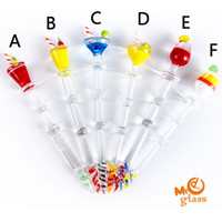 Glass Dabber Cup Style for Oil and Wax glass oil rigs Dab St...