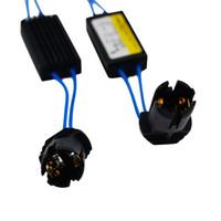 10pcs / lot 12V LED 경고 캔 서커 디코더 501 T10 W5W NO Canbus OCB 오류 부하 저항 무료 배송