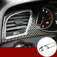 Корпус панели приборов из углеродного волокна для Audi A5 S5 2008-2016