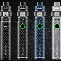 XO Vaportech pequena abelha e cigarro vaporizador 18650/20700/21700 mod 120 w vape kit 510 fio vape bateria