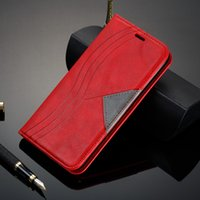 Magnetic Flip wallet case for xiaomi mi 9 9t pro cc9e a3 red...