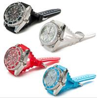 Reloj clásico Forma de tabaco Molinillo de tabaco Accesorios para fumar Herramientas Reloj de pulsera Metal Herbal Cigarette Grinders Crusher Abrader