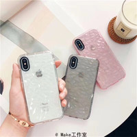 For Iphone X XR XS MAX 7plus 7 8 8plus Fashion Diamond Patte...