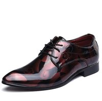 Luxury Fashion British Men' s Flash Printed Flats, Men&#...