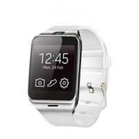 GV18 Smart Watches Bluetooth-Uhr mit Kamera-Armbanduhr Unterstützung SIM-Karte Smartwatch für iOS iPhone Android Phone Watch