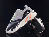 adidas Yeezy Wave Runner 700 Crianças correndo shoes kanye west onda runner 700 juventude shoes sply 700 sports criança sneakers tamanho casual: 28-35