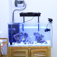 Convenient Automatic feeder for fish Shrimp Turtle Tank Auto...