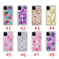 Defender Case with Real Flower For iPhone 11PRO MAX XR Xs Ma...