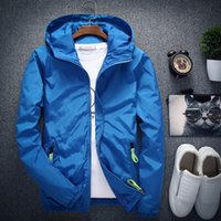 Hot New Fashion Men Pullover Hoodies Casacos esporte Amante Queda Windrunner Luz Windbreak Frete Grátis Zipper Hoodies 5xl