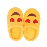Winter kids Slippers Children Funny Soft Boys Home House Sho...