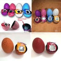 Тамагочи Virtual Cyber Pet Eggshell Virtual Pet Game Cyber Kid Игрушка Прозрачный