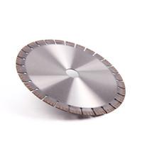 16 Zoll D400mm Laser geschweißter Diamant-Kreissägeblatt für Stahlbeton Turbo-Diamant-Trennscheibe für Winkelschleifer