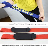 Sport Wrist Protect Belt Fashion Support Einstellbare Gewichtheben Bodybuilding-Armband Gym Strap Schutz Wrist Wrap 2Pcs
