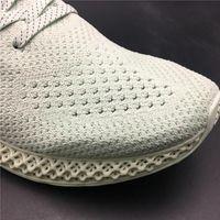 Venta caliente- Futurecraft AlphaEdge 4D Ltd Aero Ash Print Green BD7400 Patea Hombres Running Sports Shoes Sneakers Entrenadores con Original