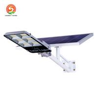 Solarlicht im Freien Garten-Licht-Haushalt LED-Leistungs-super hellen 150W 200W Straßenbeleuchtung 6 Meter hohe Rod Wasserdicht