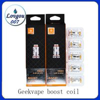 New Geekvape Aegis Boost Coil Head Replacement Vape Coil 0. 4...