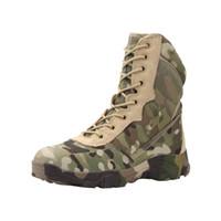 الغابة كامو المدربين الأحذية نمط بيثون القتالية التكتيكية أحذية المشي لمسافات طويلة للدراجات النارية الأحذية مع سحاب تنفس