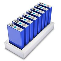 New 2020 lithium ion Battery cells Storage lifepo4 3.2V 90Ah prismatic LFP cell rechargeable for car power EV