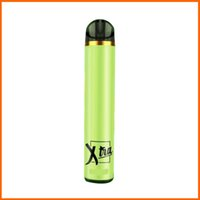 Nuevo soplo Xtra Dispositivo desechable Pods Vape Pen 3.5ml 5ml 1000 1500 Puffs Puffs Plus en stock Listo para enviar