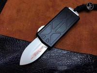 Benchmade Mini BM940 / 550/417 micro tecnologia da faca automática D2 lâmina de alumínio Handle Outdoor Tactical Sobrevivência Camping Faca EDC Key Facão