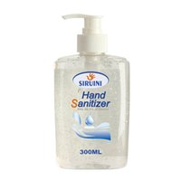 Free Shipping 300ml Wash gel Hand Sanitizer 75% Degree Alcoh...