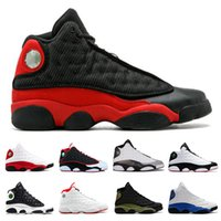 13 Fashion 13s Men He Got Game Basketball Shoes Black Cat Me...