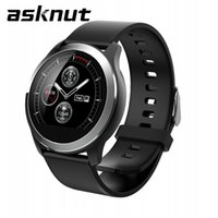 Asknut smart watch multiple functions blood pressure heart r...