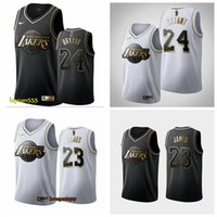 Los Angeles Lakers jersey 8kobe Bryant jerseys basketball jersey men Anthony 3 Davis 23 james stitched jerseys 418