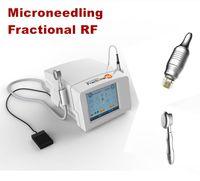 مايكرو الاب إبرة mrf srf microneedling كسور سطحي rf المهنية الوجه تمتد العلامات آلة مزيل التجاعيد