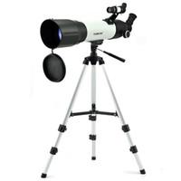 Visionking CF 90500 (500 / 90mm) Astronomisches Weltraumteleskop Spektive Mond Saturn Jupiter Cluster Nebel Geschenk Mond
