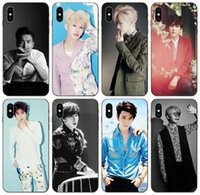 Caso del iPhone [TongTrade] Super Junior Donghae Suju Lee Dong durante 11 Pro 5s Max X XS 6s 5c 5 Samsung J5 J7 primer Pro Huawei 9T Caso Xiaomi G9