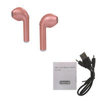 New I7 i7s TWS Wireless earphone in- ear Bluetooth earphones ...