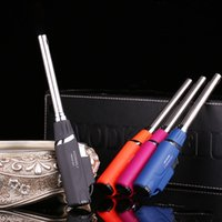 New Style Portable Candle Lighter Handy Refillable Butane Fo...