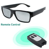 HD 1080P Fashion Eyewear Smart Brille Kamera Sonnenbrille Keine Tasten Mini DVR Digital Video Recorder Kamera Touch Control und Fernbedienung