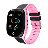 New Children Smart Watch IPX67 Waterproof Long Standby GPS+ L...