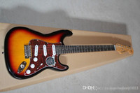 stratocaster Custom Shop Artist Series John Mayer Guitar 3TS...