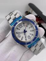 2019 슬리퍼 트리플 새로운 명품 남성 시계 스테인레스 스틸 고무 스트랩 자동 기계 46mm 남성 디자이너 명품 남성 시계 시계